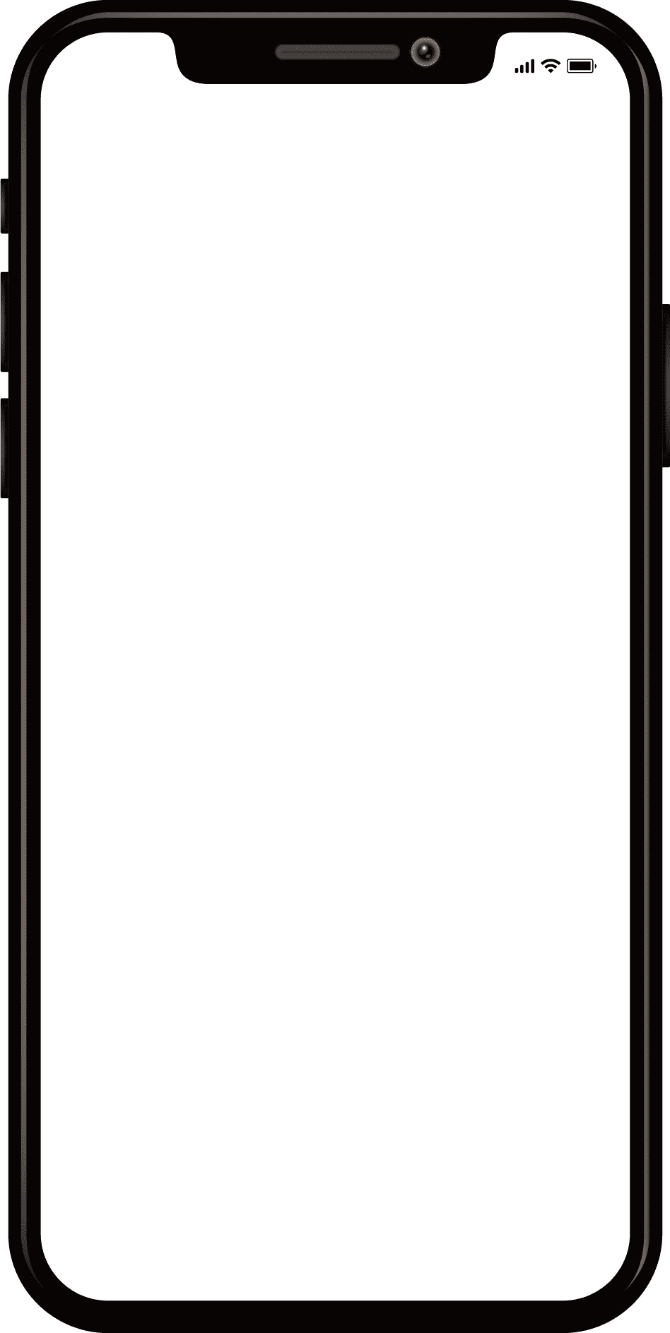 iphoneに写ったGR-smartのロゴ